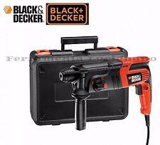 529512 Black & Decker Kd885kc Rotary Hammers