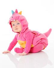 Carters Pink Dragon Halloween Costume Size 12 Months Girls 3 Piece Set