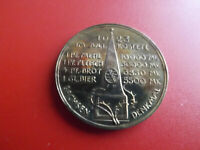 *Leipzig Medaille 1923 Sachsen Denkmal *Hungermedaille*ca.22,6g-38mm(Schub29)