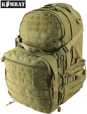 Army Combat Recon Extra Assault Backpack Travel Back Pack Tactical Kit Bag 50L