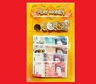 TOY MONEY PLAY MONEY FAKE MONEY GAME FUN CHILDREN PARTY BAG FILLER