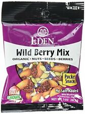 Eden Organic Snack Mix, Wild Berry, 1 Ounce (Pack of 12)