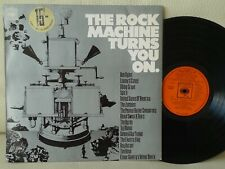 The Rock Machine Turns You On UK CBS Compilation LP Dylan Zombies Byrds PSYCH