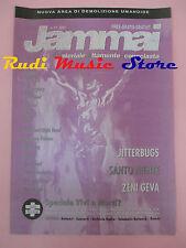 rivista JAM/MAI 17/1997 Jitterbugs Santo Niente Zeni Geva  No cd