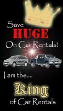 SAVE 85% ON YOUR NEXT CAR RENTAL Avis Budget Alamo Dollar National Enterprise.