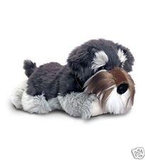 Keel Schnauzer Cute Puppy Dog Plush Soft Toy Grey 30cm Fergus SD5453