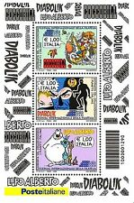 Italia 2009 - Foglietto Fumetti Giornata del Collezionismo - Codice a Barre 1290