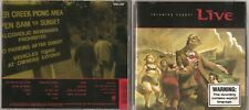 Live - Throwing Copper (Audio CD), Excellent Condition