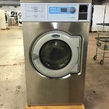 W645cc Wascomat Coin Or Card Solid Mount Washer With Compass Control Used