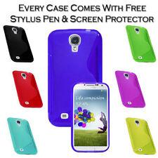 Étuis, housses et coques etuis portefeuilles Samsung Galaxy S4 en silicone, caoutchouc, gel pour téléphone mobile et assistant personnel (PDA)
