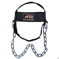 ARD Head Harness Neck Strength Head Strap Weight Lifting Exercise Fitness Belt