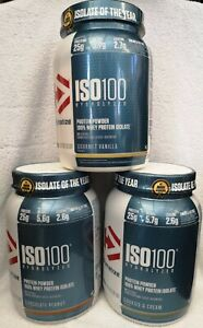 Dymatize ISO-100 Hydrolyzed 100% Whey Protein Isolate 29 Servings 900g