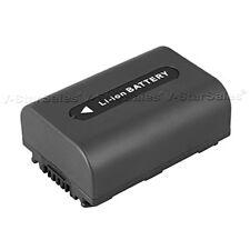 NP-FH40 NPFH40 Battery for Sony HDR-XR520V XR500V XR100 TG5V UX5