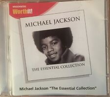 Michael Jackson - The Essential Collection (Universal/Woolworths 2001) CD RARE