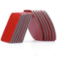 6P set Red Sticker Adhesive Pad for Gopro HD Hero 4 3+ 3 2 1 Helmet Mount Sticky