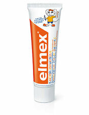 ELMEX Toothpaste - Children kids 0-6 Years old - 1.69oz/50ml - Original Germany