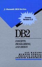 DB2: Concepts, Programming and Design (IBM McGraw-Hill Series)