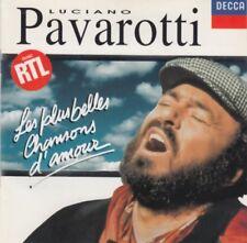 Luciana Pavarotti - Les plus belles chansons d'amour - CD -