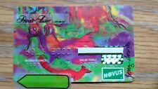 1996 Jerry Garcia Design- Discover Private Issue Credit Card-Grateful Dead- RARE