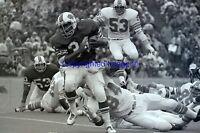 Buffalo Bills VS Miami Dolphins 9-22-1974 Jim Braxton  Bill Stanfill 8X10 Photo
