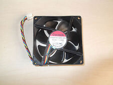 Sunon 9025 Server Lüfter Fan EF92251S1-Q04C-S9A DC12V = 3,96W 90x90x25mm