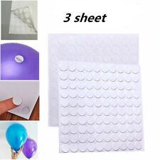 1Pcs 100 Dots Creative Balloon Attachment Glue Dot Balloons Ceiling Wall Sticker