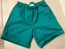 Hanna Andersson Size 160 Blue Teal Shorts US 14-16