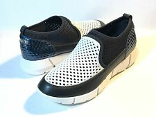 Calvin Klein Trainers Winona Black Sneakers Size 8 US 38 EU Slip On Womens Shoes