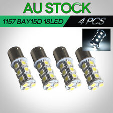 12V P21/5W 1157 18LED Auto Brake Light Rear Turn Tail Parking Bulb Bright White