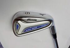 Mizuno MX200 Y-Tune 6 Iron Dynalite Gold XP R300 Steel Shaft, Mizuno Grip MX-200
