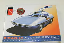 AMT Special Release Piranha Super Spy Car, Man From Uncle 1/25 AMT 916 ST
