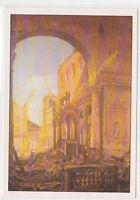 CP TABLEAU FRANCESCO DIOFEBI La Basilique de Saint Paul hors les Murs