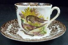 Palissy GAME SERIES (BIRDS) Cup & Saucer Pheasant GREAT CONDITION