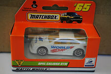 Matchbox - Opel Calibra DTM