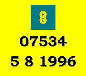 Gold Number Mobile Easy Sim Vip Phone Card Platinum Diamond Business Memorable