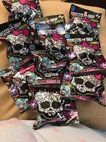 Monster High Minis Series 1 Sealed Mini Figures Blind Packs Lot Of 10 Toys Kids