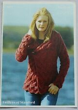 Twilley's  Ladies Jacket  Knitting Pattern In Freedom Spirit  Leaflet 9053