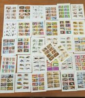 Staffa Island Stamps 32 Sheets 8 stamps per sheet. CHRISTMAS DISCOUNT.