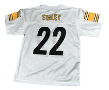 Reebok NFL Youth Boys Pittsburgh Steelers Duece Staley Jersey New L, XL