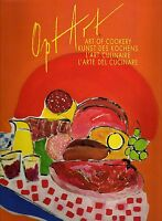 Cucina - Opt Art. L'arte del cucinare (art of cookery): Alta Badia, Belgio...