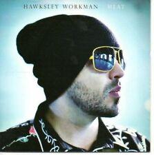 (AN227) Hawksley Workman, Meat - DJ CD