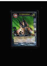 DINOSAUR KING UD TCG Card DKTB #95 [PENTACERATOPS] Colossal Foil [Lv6 LIGHTNING]
