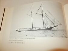 Wake of the Coasters John Leavitt Cargo Schooners New England Coast 1970 1st Ed