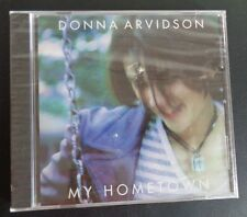 DONNA ARVIDSON My Hometown Music CD New SEALED Free Shipping 1998