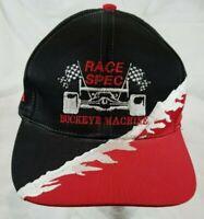 Indy 2001 Men's Hat Race Spec Buckeye Machine The Final Measure Cap Nissun Vtg