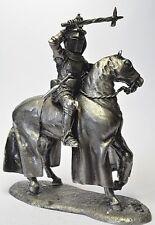 Soldado De Plomo Juguete, Sir John Chandos, en el caballo, Coleccionable, Regalo, na