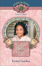 Laylie's Daring Quest (Life of Faith, A)-ExLibrary