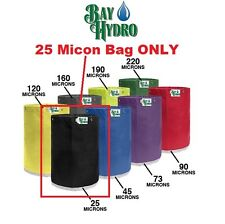 BAY HYDRO 5 Gallon 25m Micron Replacement Bubble ICE Extraction Bag QUALITY $$