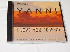 Yanni I Love You Perfect CD 1993 Silva Screen Records Temper Tantrum
