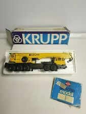 Gescha 3070 Krupp Telescopic Crane 1/50